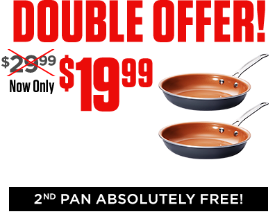 Double offer for $19.99